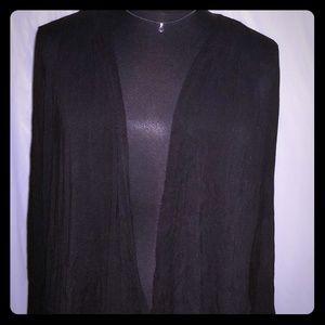 SWAK 2x Black soft cardigan jacket